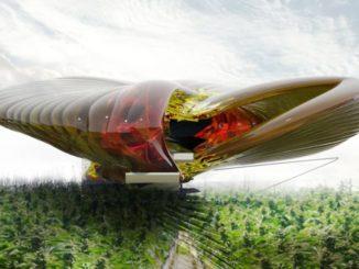 Sustainable Hemp and medical marijuana farm in Catalonia by Margot Krasojević Architecture 00 876x485