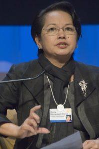 Gloria Macapagal Arroyo Davos