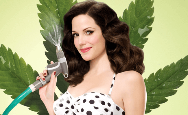 Nancy Botwin Mary Louise Parker