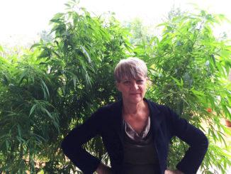 Rita Bernardini Le Cannabiste