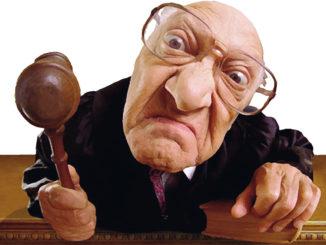 giudici e magistrati