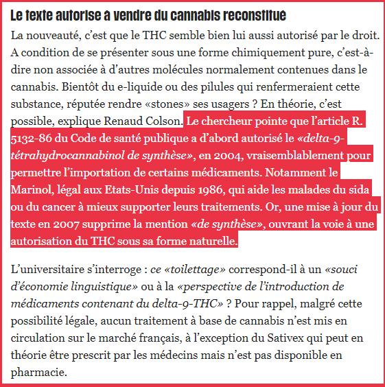 Capture d'écran Libération - Tous droits réservés