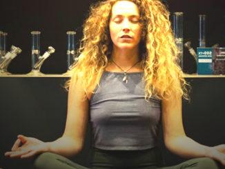 yoga ganja Le Cannabiste