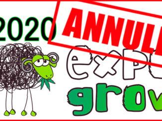 Le Cannabiste Expogrow 20 annulé
