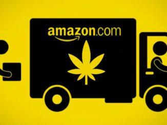 Amazon Weed Banner