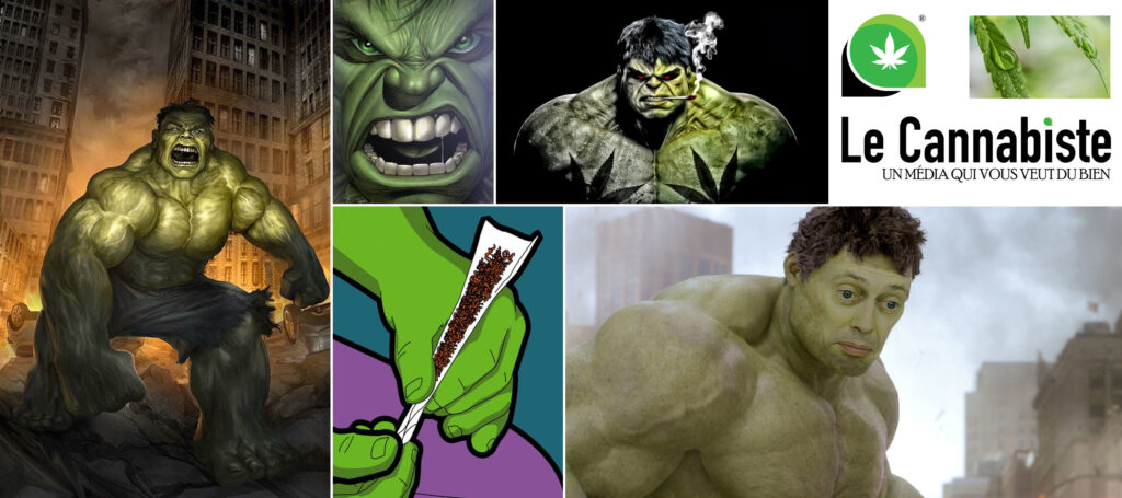 Hulk et la weed