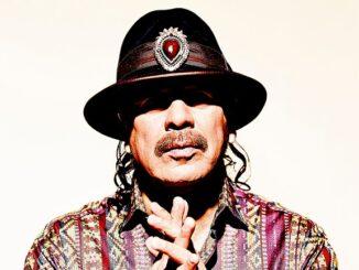 Carlos Santana cannabis CBD products CBDToday