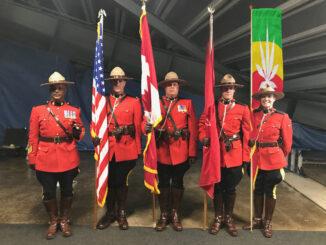 le cannabiste gendarmes image RCMP parodie