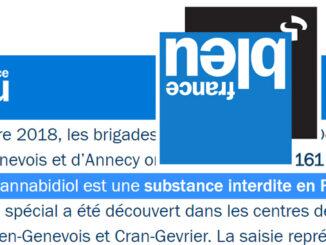 Le Cannabiste France Bleu