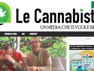 le cannabiste italia