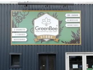 greenbee le cannabiste