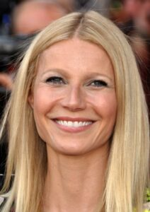 Gwyneth Paltrow avp Iron Man 3 Paris