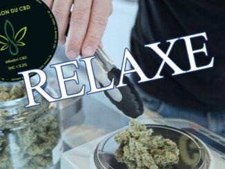 Le Cannabiste CBD Relaxe