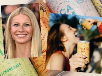 Le Cannabiste Gwyneth Paltrow Cannabis Cann THC