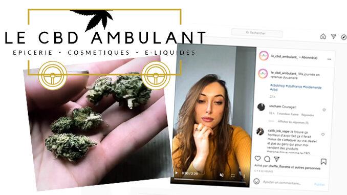 Le Cannabiste Le Cbd Ambulant