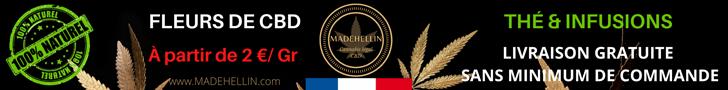 Madehellin- lecannabiste