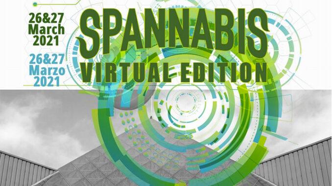 Spannabis 2021 Virtual Lecannabiste