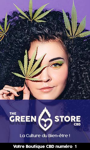 The Greenstore Le Cannabiste Madisonsquare