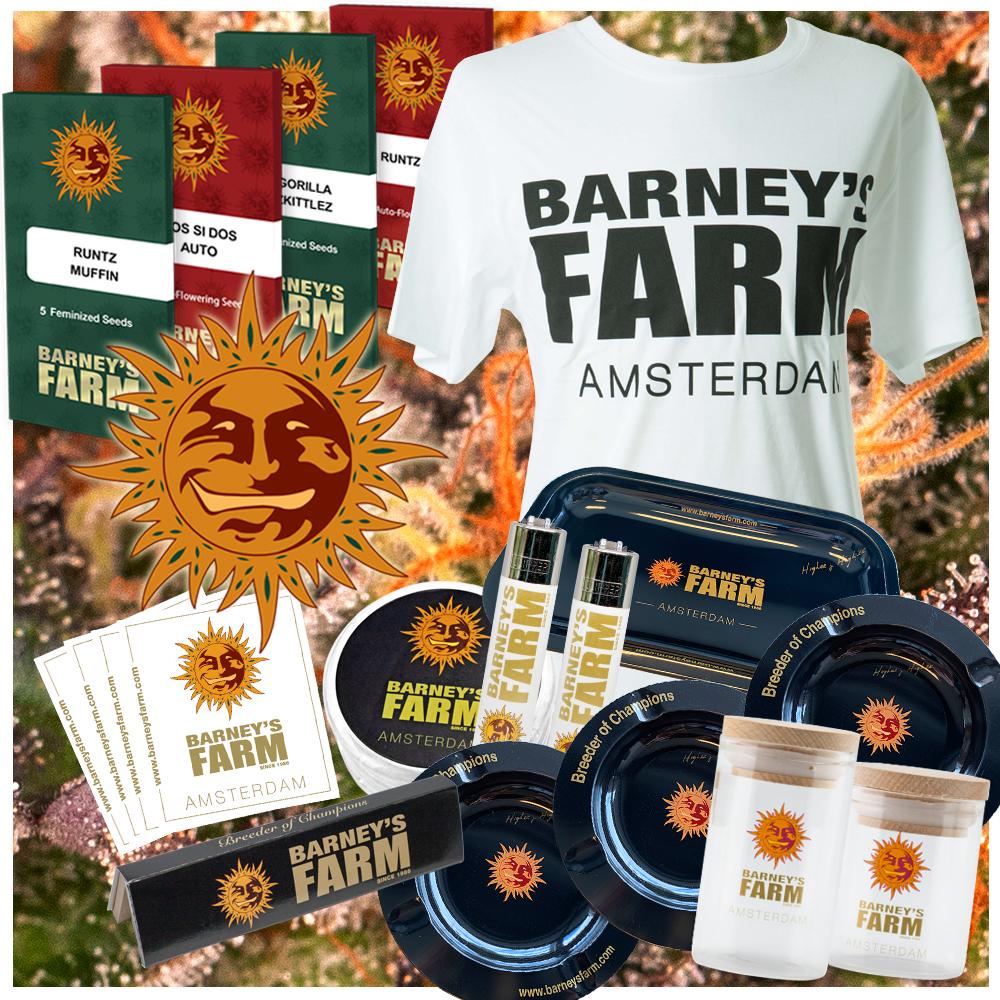 Barneys Farm Generation Weed Givewaway pack2b