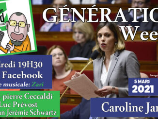 Generation Weed Live Caroline Janvier