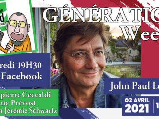 Generation weed live John paul lepers