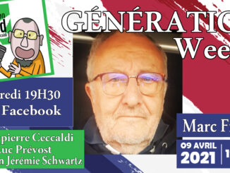 Generation weed live Marc Fievet