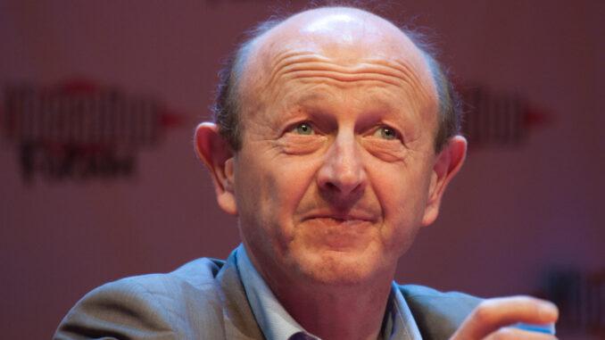 Jean Luc Bennahmias Janvier 2012