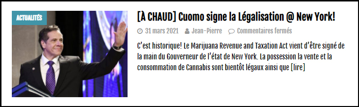 a lire sur le cannabiste 2
