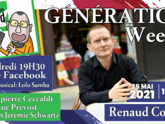 Generation weed live renaud colson