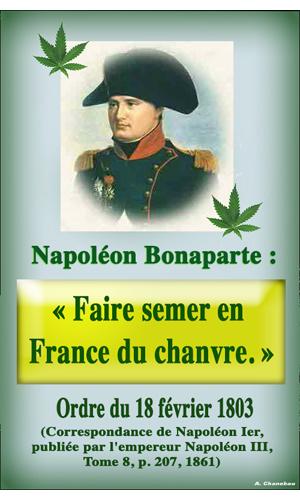 Napoleon chanvre
