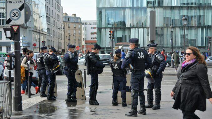 police-française