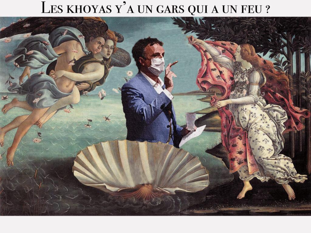 Corentin B La niassance de Francois