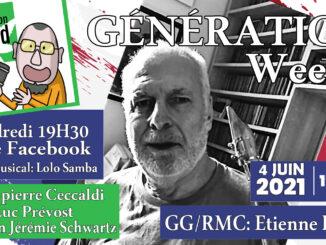 Generation weed live Etienne Liebig