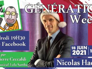 Generation weed live NicolasHachet