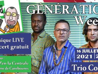 Generation weed live trio colibri