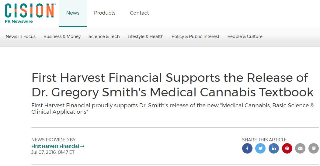pr cannabis