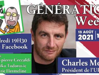 Generation weed live charles morel