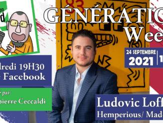 Generation weed live Ludovic Loffreda
