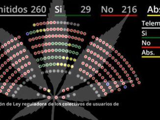 lecannabiste legalisation senat espagnol