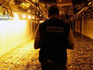 Image Ministère de l'intérieur Espagnol // Guardia Civil